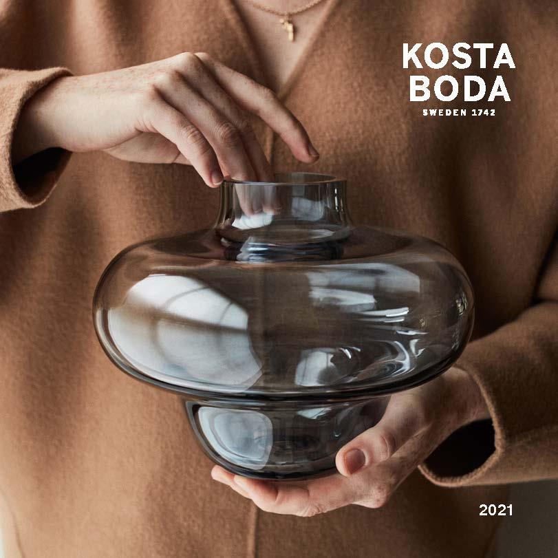 Kosta Boda Collection 2021